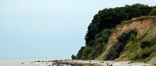 Steilküste Grömitz Ostsee