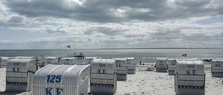 Wolken Himmel Grömitz Ostsee